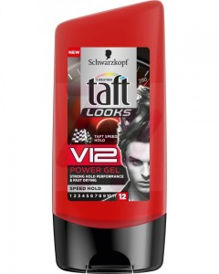 TAFT ŻEL 150ML V12