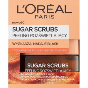 LOREAL SMOOTH S.PEELING ROZŚWIET.50ML