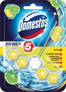 DOMESTOS kostka POWER LIME