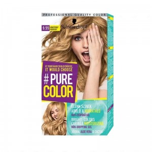 (9.55) SK PURE COLOR schwarzkopf GOLDEN SKY