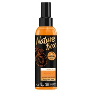 SCHWAR NatBox Body oil Apricot 150ml