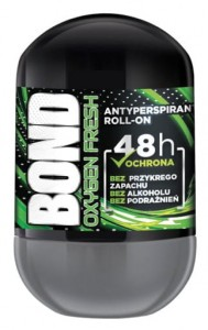 BOND  OXYGEN FRESH GREEN 50ML