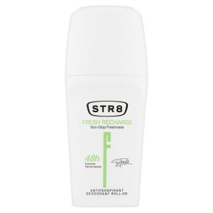 SARANT STR8 DEO AP ROLL-ON FRESH RECH