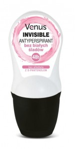 Venus Antyperspirant roll-on Invisible 50ml