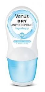 Venus Antyperspirant roll-on Dry 50ml