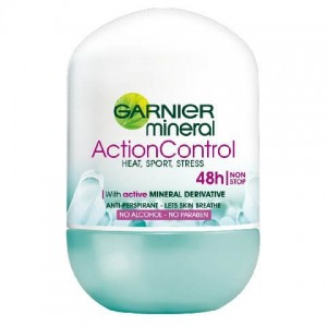 GARNIER ROLL ON ACTION CONTROL