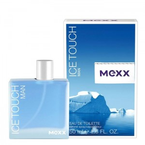 COTY MEXX EDT.MEN 50ML ICE TOUCH