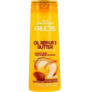 LOREAL FRUCTIS SZAMP. 400ML*REP.BUTTE