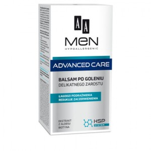 AA Men Advanced Care balsam po goleniu 100 ml