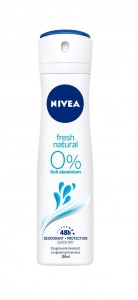 NIVEA Fresh Natural Dezodorant w aerozolu 150 ml
