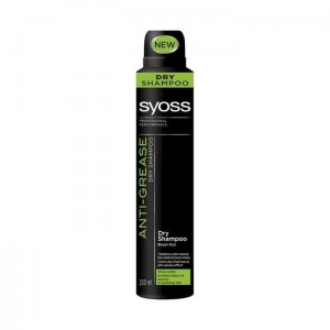 SYOSS SZAMPON dry anti-grease 200ml