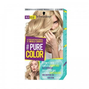 (10.0) SK PURE COLOR schwarzkopf ANIELSKI BLOND
