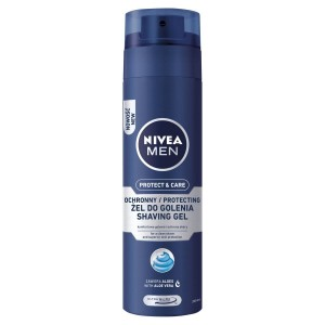 NIWEA ZEL DO GOLENIA FOR MEN MILD