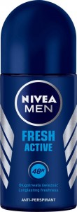 NIVEA roll-on FRESH MEN